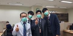 한림대동탄성심병원, ㈜이노바인코리아서 마스크 3만장 기부받아