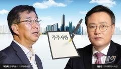 심상찮게 움직이는 주식시장…SK·현대차 CEO 잇단 '주주 달래기'