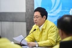박남춘 인천시장, 중앙정부 차원 '콜센터 관리지침 마련' 촉구