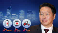 배터리·바이오·반도체'삼각편대'…SK, 재계 2위 다진다