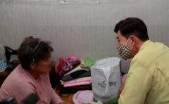 코로나19 속 84세 할머니가 전한 '희망 백신'