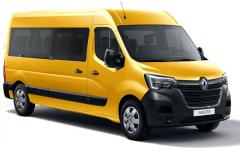 '궁극의 밴' 르노 마스터밴·버스,상품성 개선하고 국내 상륙