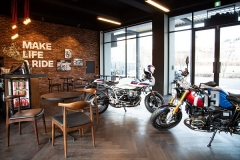 BMW모토라드,새로운 아지트 '분당전시장'오픈