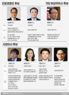 """3자연합 측 한진칼 이사 후보 7인 """"조현아 등 경영 불참 믿는다"""""""