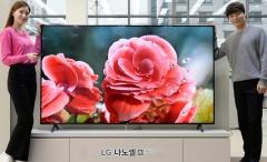 LG전자, 2020년형 '나노셀 TV' 글로벌 출시