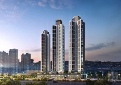 현대건설, '힐스테이트 도원 센트럴' 3월 분양