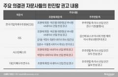 """조원태 손 들어준 의결권자문사들…공통분모는 """"주주연합 진정성 의심"""""""