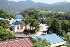 진안읍 상가막 마을, 농촌 치유자원 상품화 시범사업에 선정