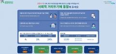 광주 북구, 홈페이지 활용 '사회적 거리두기' 캠페인 펼친다