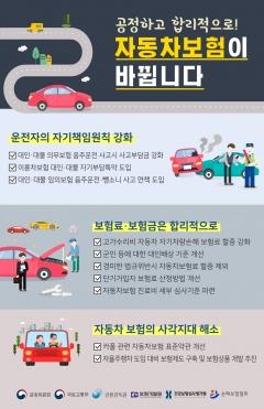 사고 외제차 車보험료 '껑충'…음주운전 사고부담금 인상