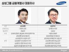 삼성 금융사 신임 대표 취임···생명 전영묵·카드 김대환