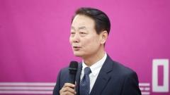 한선교, '공천 갈등'에 미래한국당 대표직 사퇴