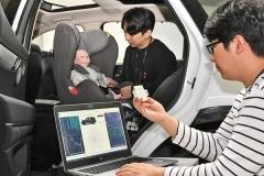현대모비스, 승객 안전 위한 '車내부 안전시스템' 개발 성공