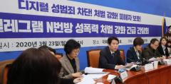 민주당, 'n번방 사건' 재발 방지 특별법 추진