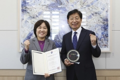 계명문화대, '교육국제화역량 인증대학' 4년 연속 선정