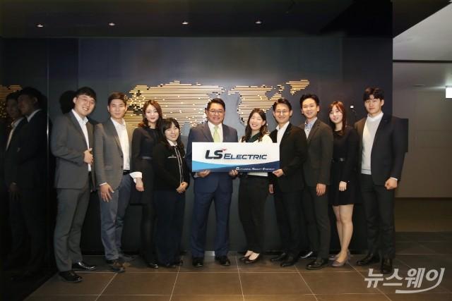 LS산전, 구자균 사내이사 재선임…'LS일렉트릭'으로 사명 변경