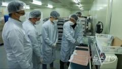 삼성, 대구에 마스크 33만개 기부