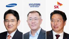 '코로나19' 위기 속 이재용 '현장' 정의선 '책임' 최태원 '생존' 강조