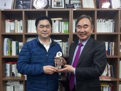 김종민 의원, 활발한 의정활동으로 국회입법조사처 공로패 수상