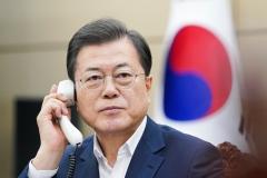 """靑 """"6월 예정 P4G 정상회의, 내년으로 연기"""""""