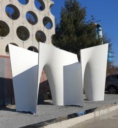 현대엔지니어링, 로봇·3D 활용한 비정형 건축 시공기술 개발