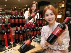 롯데백화점, 프랑스 '샤또 푸르카스 보리' 3000병 단독 출시