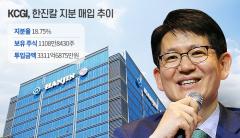KCGI, 한진칼 주식 237억 또 샀다…신규 주담대도 체결