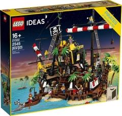 '레고 아이디어 바라쿠다 해적들' 4월 출시…25만9900원