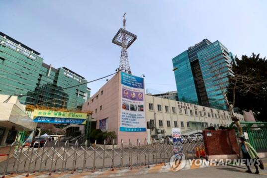 만민중앙교회 코로나 확진자 총 17명…신도 4남매 무더기 확진 (상보)