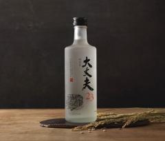 롯데칠성, 우리 쌀 100% 정통 증류식 소주  '대장부 23' 출시