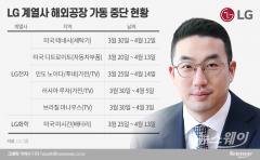 해외공장 연이은 셧다운…LG 구광모의 경영전략 '신중모드'
