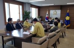 청도군의회, 정책개발비 반납... 코로나 대응에 투입