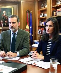 스페인 공주, 코로나19 투병 중 사망…왕실인사 최초