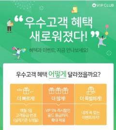 CJ오쇼핑 고객등급 제도 개편…우수고객 전용 몰 운영