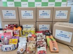 아시아문화원, 취약계층 아동을 위해 임직원 성금 기부