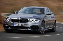 BMW520i 'M스포츠패키지'출시…6650만원