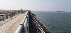 인천항만공사, 인천 신항 바다쉼터 임시 폐쇄...19일까지 출입통제