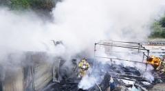 경북도, 올해 1분기 화재피해 대폭 감소