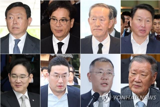 """작년 연봉 100억 넘긴 기업인 3명…""""신동빈 롯데회장·이재현 CJ 회장 등"""""""