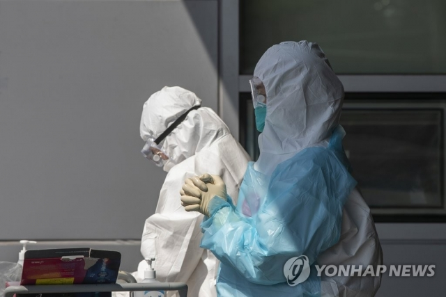 서울 마포구서 '코로나19 확진' 44세 남성 사망