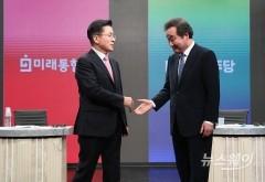 종로격돌 이낙연-황교안 방송토론회