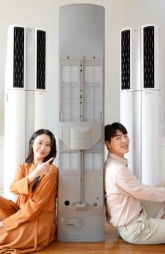 LG 휘센 브랜드 20주년 기념 모델 '듀얼 스페셜 플러스' 출시