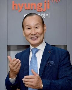 최병오 패션그룹형지 회장 '대한민국 100대 CEO' 9년 연속 선정