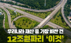 [카드뉴스]우리나라 재산 중 가장 비싼 건 12조원짜리 '이것'