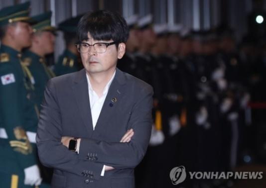 """탁현민 """"차명진 세월호 막말, 이해의 여지가 전혀~"""""""
