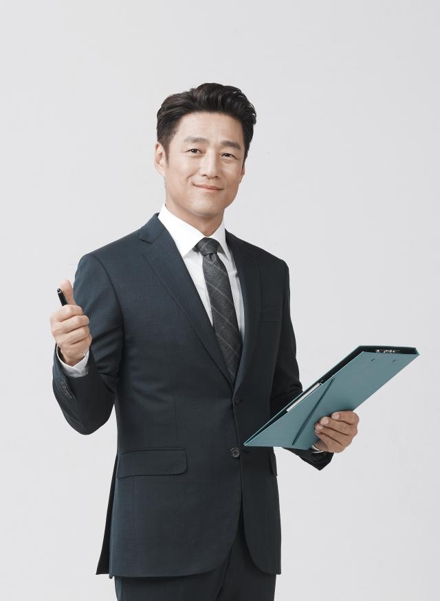 DB손보, 배우 지진희와 11년째 모델 계약