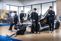 BMW그룹, 韓 SKT 'e스포츠팀'후원한다