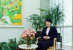 한성숙 네이버 대표 '화훼농가 돕기 릴레이 캠페인' 참여