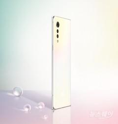 LG전자, 출시 앞둔 'LG벨벳' 디자인 공개