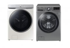 삼성·LG, 국내 최대 용량 24kg 인공지능 세탁기 나란히 출시